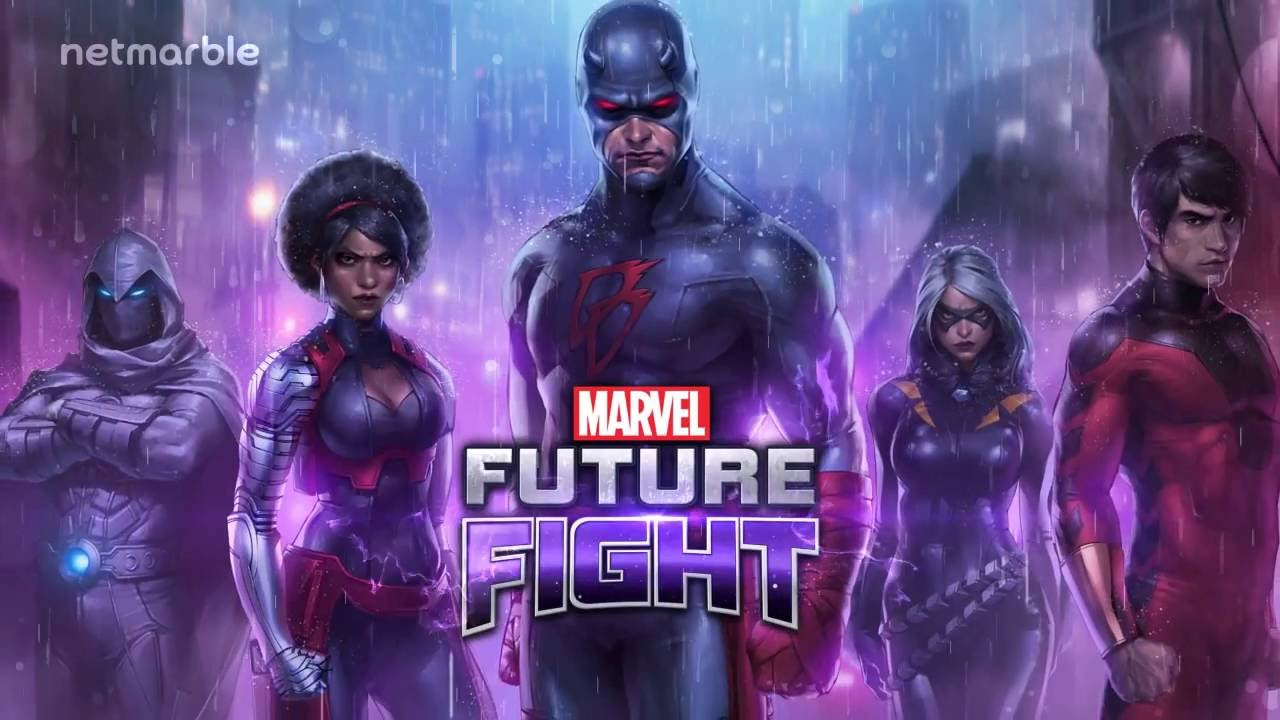 Marvel Future Fight Shang Chi Misty Knight Join The Fight