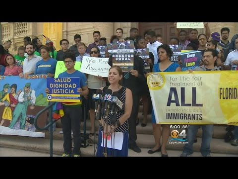 South Florida Reacts To Supreme Court Immigration Ruling