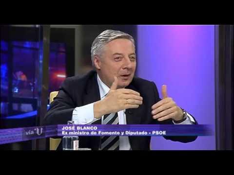 «Vía V» Entrevista a José Blanco (cap. 607 - parte 1 –20/11/13)