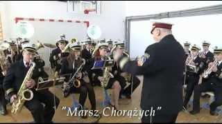 Marsz Chorążych - Orkiestra Dęta ''Sygnał'' z Zielenic