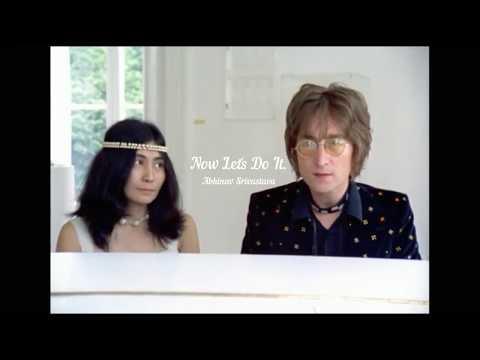 Imagine John Lennon With Quotes Youtube