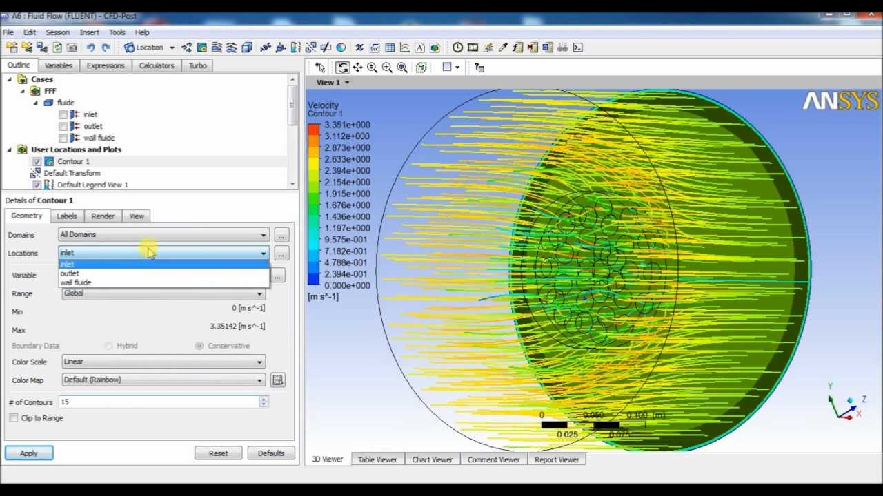 ANSYS AIM Tutorials