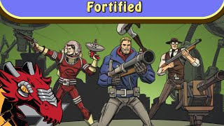Fortified (Critical Eye): The Game That Needs To Follow It's Title