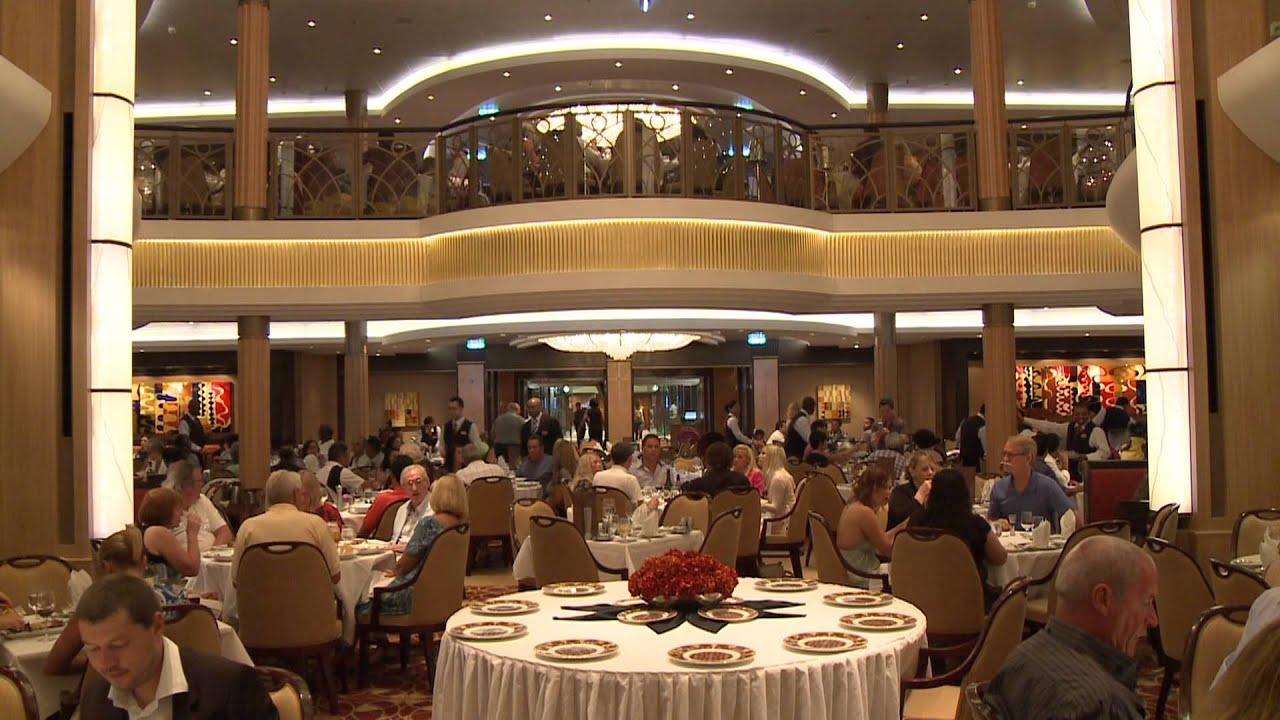 Oasis Of The Seas 360º Restaurants