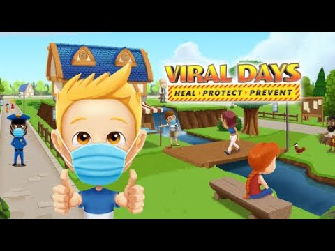 Viral Days (by Quizista GmbH & Co. Vertriebs KG) IOS Gameplay Video (HD)