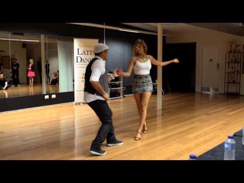 Sydneys Best Social Dancer  Salsa Round 1  20150412