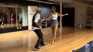 Sydney's Best Social Dancer - Salsa Round 1 - 2015-04-12