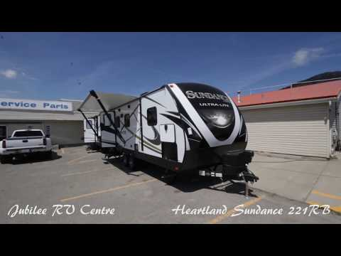 Jubilee RV Centre - 2018 Sundance 221RB