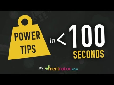 Power tips in less than 100 seconds - CBSE Class X: Social Science -Map Work & Value Based