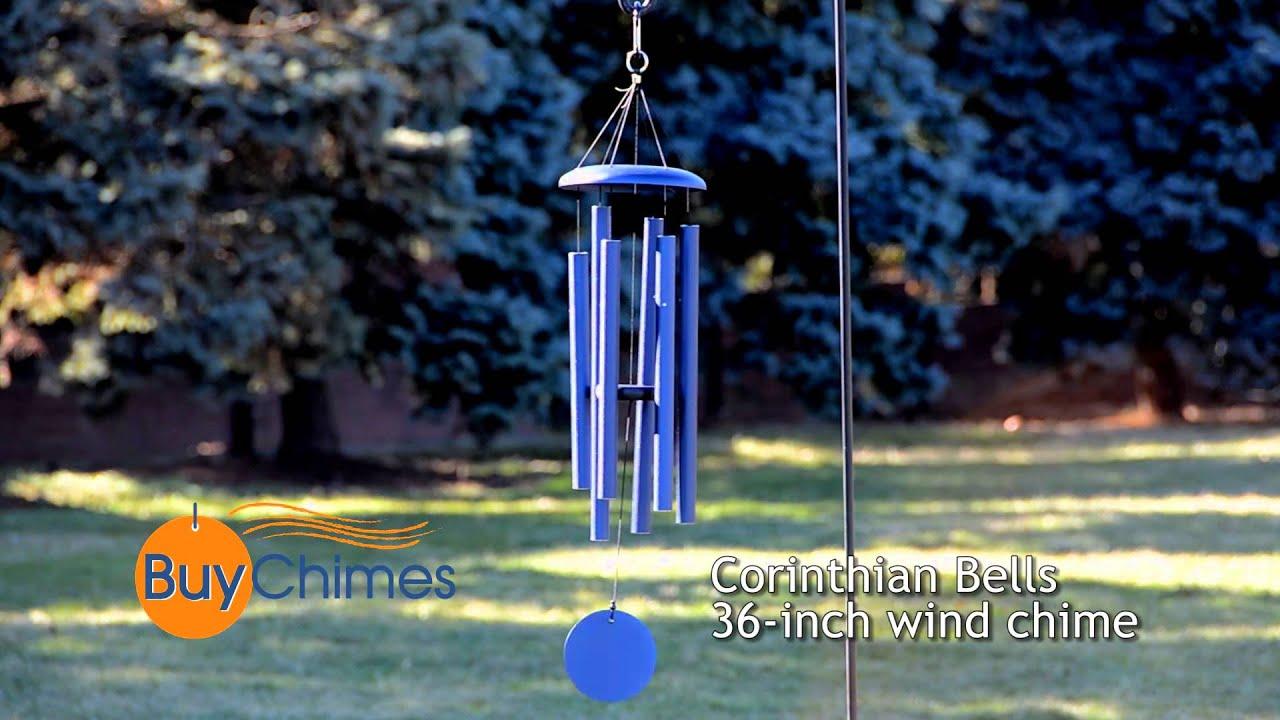 Corinthian Bells 36inch Wind Chime YouTube