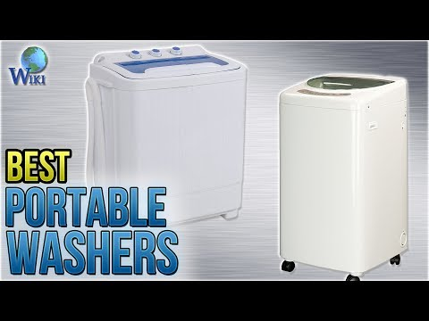 10 Best Portable Washers 2018 - YouTube