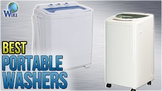 10 Best Portable Washers 2018