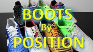 Boots By Position - Question of the Week