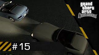 Nauka jazdy | GTA: San Andreas #15 | RecPlay