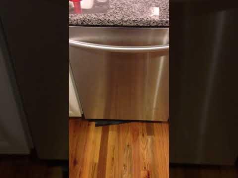Samsung dishwasher LC code fix