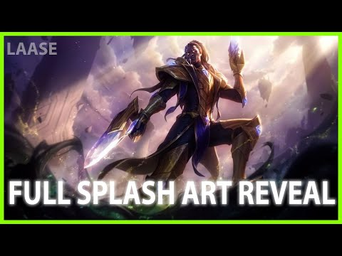 NEW ART REVEAL LUCIAN VICTORIOUS/REVELADO LUCIAN VICTORIOSO SKIN 2020 - LEAGUE OF LEGENDS - LAASE