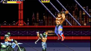 Streets of Rage 2 -  - Retroachievements part 1 - User video