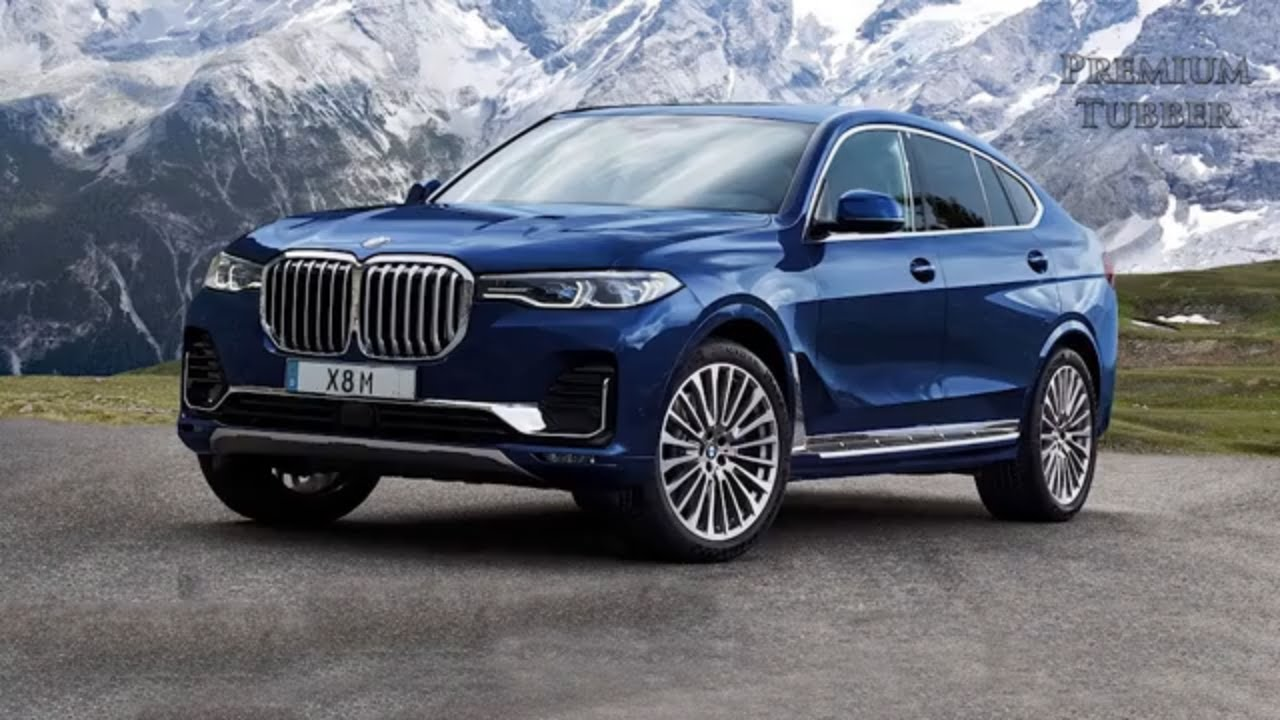 Download THE NEW BMW X8 M COMPETITION COMING 2022 - Interior / Exterior Review