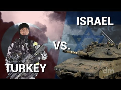 Turkey vs Israel - Military Power Comparison 2018