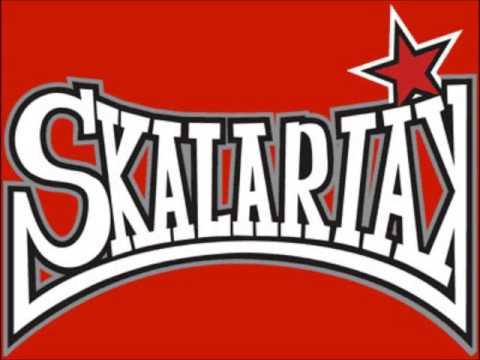 skalariak - vodka revolucion