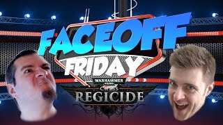 Warhammmer 40,000: REGICIDE MULTIPLAYER - ORKS vs SPACE MARINES - FACEOFF FRIDAY!