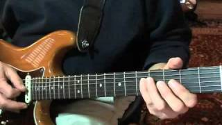 To Cry You A Song - Jethro Tull - Lesson Part I