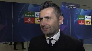 Izjave trenera Dinama Nenada Bjelice i igrača nakon remija sa Šahtarom