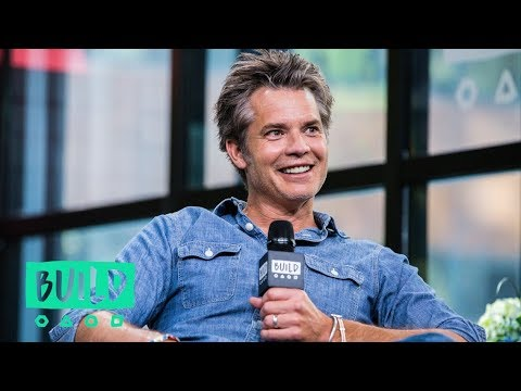 """Tim Olyphant Drops By To Talk About """"Santa Clarita Diet"""""""