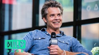 Tim Olyphant Drops By To Talk About \