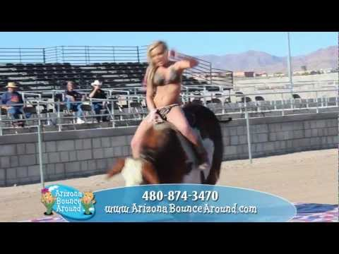 Phoenix Mechanical Bull Rental, Rent A Mechanical Bull In Phoenix Arizona