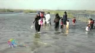 دوت مصر | ظهور بحيرة من المياه بالنوبارية والمحافظ يقرر تشكيل لجنة