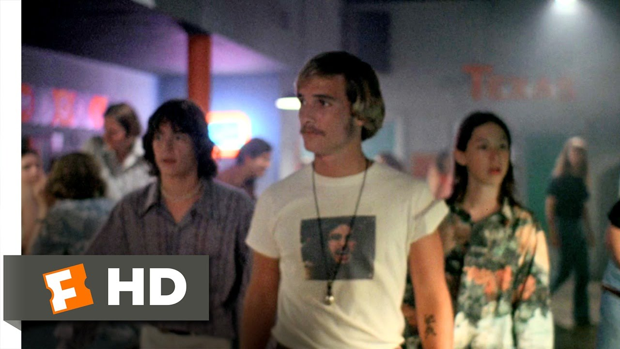 84735ba6c Dazed and Confused (8/12) Movie CLIP - The Emporium (1993) HD - YouTube