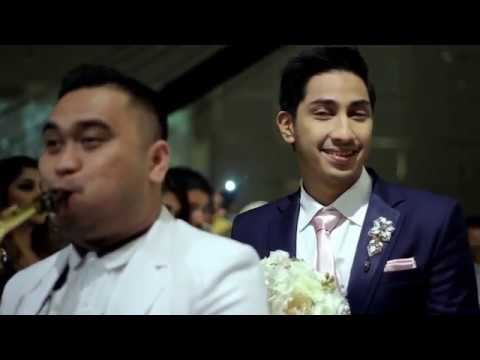 Medina Zein & Lukman Azhari Wedding 19 Agustus 2017 (FULL)