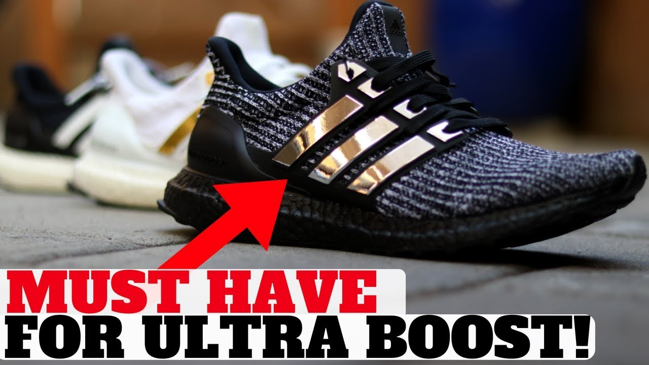 1acf317f2eec7f A MUST BUY For Your adidas ULTRA BOOST!!! - YouTube