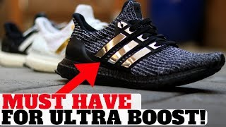 A MUST BUY For Your adidas ULTRA BOOST!!!