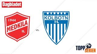 Medkila vs Kolbotn full match