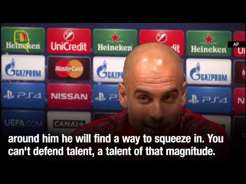 Pep Guardiola: Messi is Unstoppable