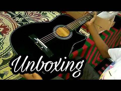unboxing-of-juarez-acoustic-38-inch-guitar-||-in-hindi||