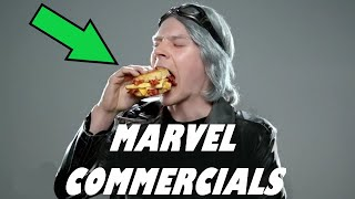 Top 20 Marvel Commercials