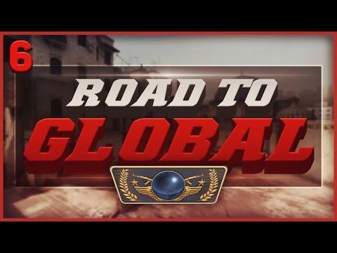LÆKKERT GAME MED KNOWIX!   CS:GO ROAD TO GLOBAL ELITE #6