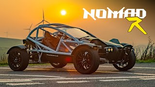 NEW Ariel Nomad R: The Most INTENSE Car We've EVER Driven | Carfection 4K
