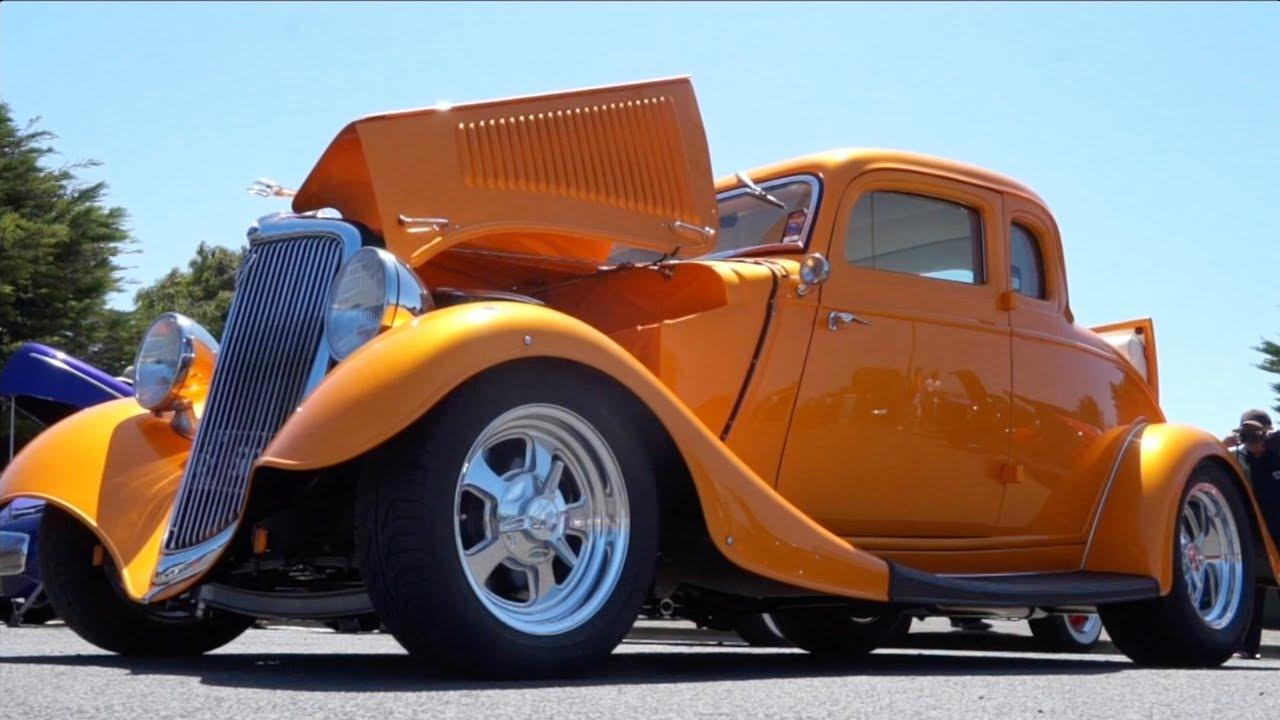 Kumeu Classic Car & Hot Rod Festival NZ: Classic Restos - Series 40