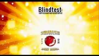 Blindtest Animes Mars 2016 (Subarashii Radio Manga) thumbnail