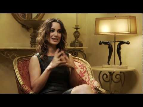 Mgongo by Sony: Berenice Marlohe Interview Part 2