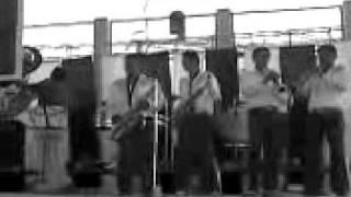 MISTERIOSA BANDA SAN JUAN BAUTISTA. Chuy y Mauricio con Becerro