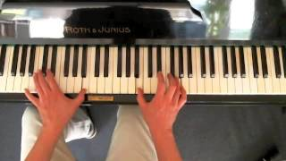 Ballade pour Adeline - Richard Clayderman, piano cover