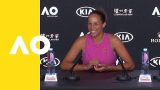 Madison Keys press conference (1R)   Australian Open 2019