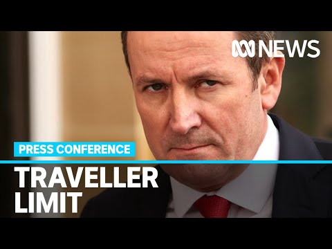Western Australia Seeks Cap On International Arrivals Into State   ABC News