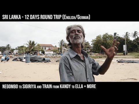 SRI LANKA ADVENTURE | Ella, Sigiriya, Minneriya, Negombo, Kandy, Polonnaruwa | Cinematic VLOG
