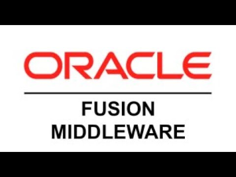 Oracle Fusion Middleware  | SOA | OHS | Weblogic | OBIEE | Online Training